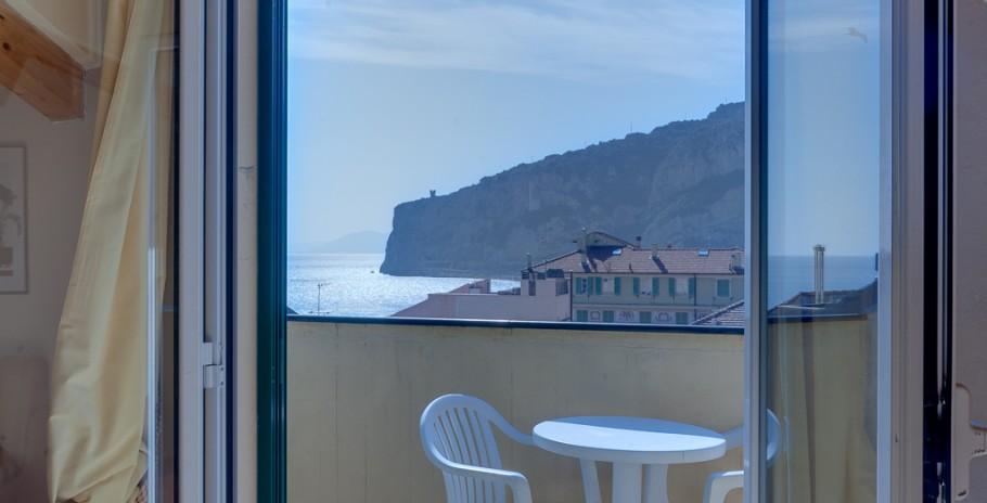 Hotel Medusa Camera vista mare