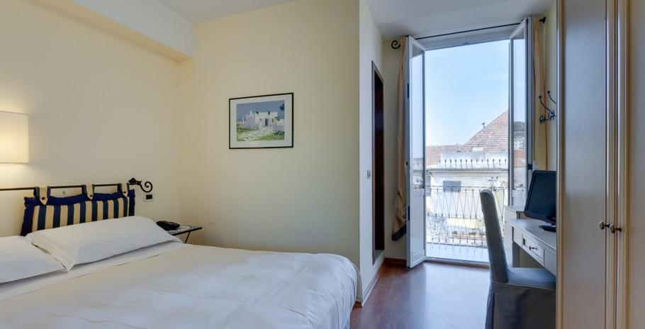 Hotel Medusa Camera con balcone vista mare