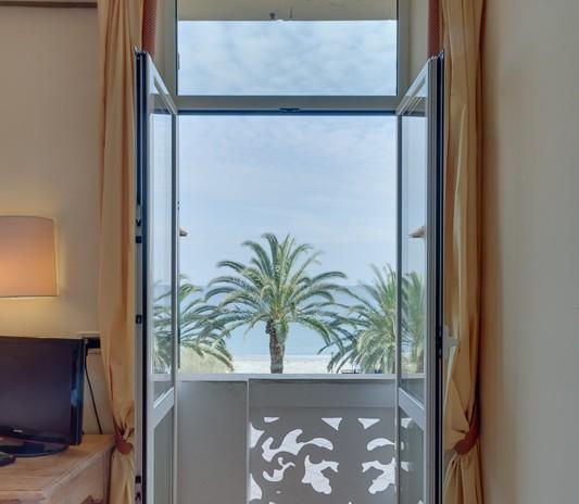 Hotel Medusa Camera tripla vista mare