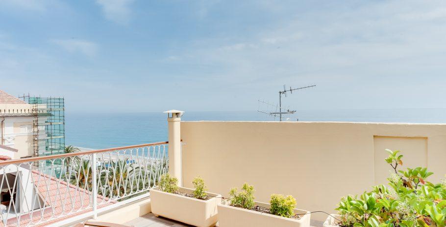 Hotel MedusaCamera con terrazza
